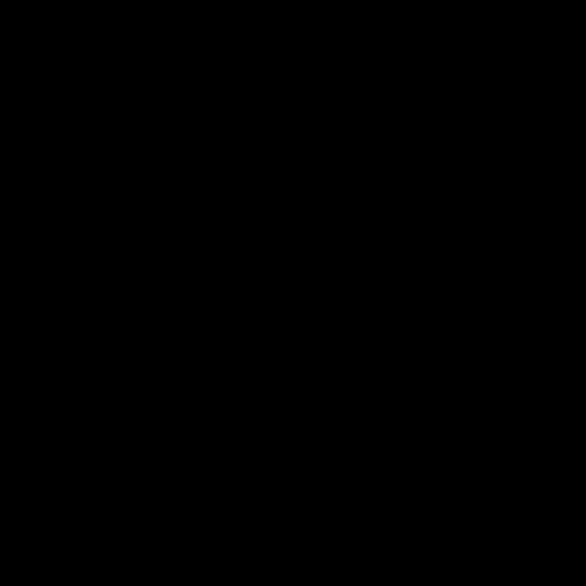 ゴナ D かなC DNAG-C 字形見本